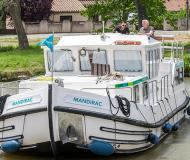 Houseboat Penichette 1160 for charter in Quigleys Marina