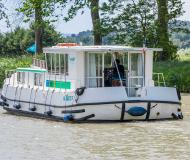 Houseboat Penichette 1260 for hire in Saint Leger sur Dheune