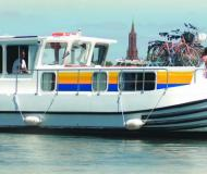 Houseboat Penichette 1260 for hire in Marina Roeblinsee