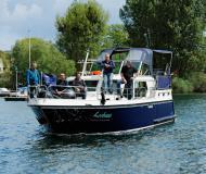 Hausboot Proficiat 1200 Exclusive chartern in Waren