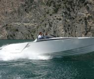 909 Benaco Motorboot Charter Italien