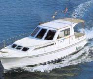 Motor yacht Adria 1002 Vektor available for charter in Marina Dalmacija