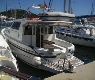 Motor yacht Adria 1002 Vektor available for charter in ACI Marina Jezera