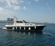 Motoryacht Adria 1002 Vektor Yachtcharter in Sukosan Bibinje