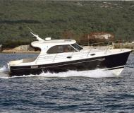 Yacht Adriana 36 for hire in Jezera