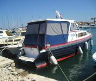 Motor boat Adriatic 790 for rent in Murter