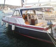 Motoryacht Adriatic 790 chartern in Marina Hramina