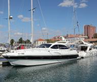 Motor boat Alena 56 for charter in Marina Izola