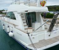 Motor boat Antares 13.80 available for charter in Marina Dalmacija