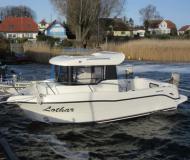 Motoryacht Arvor 690 Yachtcharter in Breege
