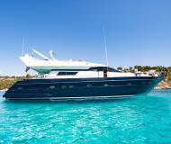 Motorboot Astondoa 68 chartern in Palma