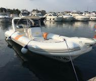 Motor boat BAT 745 FB available for charter in Marina Kornati