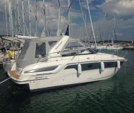 Motor yacht Bavaria 32 Sport available for charter in Marina Dalmacija