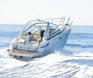 Motor yacht Bavaria 34 Sport for rent in Portisco