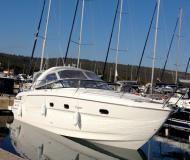 Motorboot Bavaria 38 Sport Yachtcharter in Sukosan Bibinje