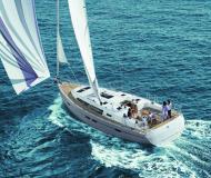 Motor boat Bavaria 46 Cruiser for rent in Trogir