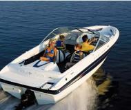 Motoryacht Bayliner 185 Bowrider for rent in Lazise