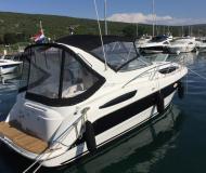 Bayliner 3055 Motorboot Charter Kroatien