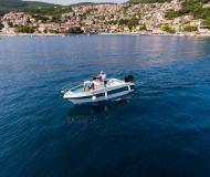 Motor yacht Bluline 21 Open for rent in Rabac
