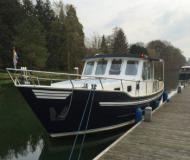 Motoryacht Broesder Kotter 1130 Yachtcharter in Marina de Vrijheid
