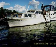 Motoryacht Burmester chartern in Marina Segel Club Seddin