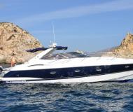 Motorboot Camargue 44 Yachtcharter in El Toro