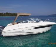 Motor boat Cap Camarat 7.5 DC for rent in Port d Aiguadolc