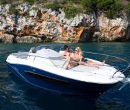 Motor yacht Cap Camarat 755 WA for rent in Marina Veruda