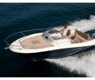 Motoryacht Cap Camarat 755 WA Yachtcharter in Marina San Antonio