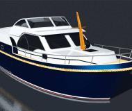 Motoryacht Concordia 102 AC chartern in Fünfseen