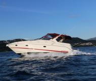 Yacht Cranchi Smeraldo 37 Yachtcharter in ACI Marina Split