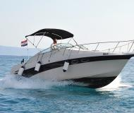 Motorboot Crownline 250 CR Yachtcharter in Baska Voda