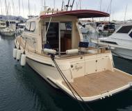 Motor yacht Damor 980 for rent in Biograd na Moru