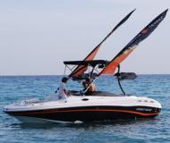 Motor boat Ebbtide 300 for rent in Marina San Antonio