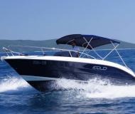 Motoryacht Eolo 650 Day Yachtcharter in ACI Marina Trogir