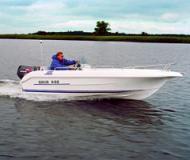 Galia 440 Motorboot Charter Deutschland