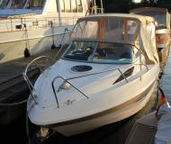 Motoryacht Galia 620 Cruiser chartern in Hamburg
