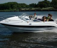 Motor yacht Galia 620 Sport for hire in Marina BZH Bootszentrum