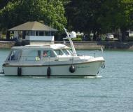 Motorboot Grand Sturdy 25.9 Sedan Yachtcharter in Kressbronn
