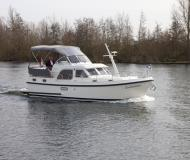 Motor boat Grand Sturdy 30.9 AC for rent in Nieuwpoort