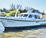 Motoryacht Grand Sturdy 36.9 AC chartern in Hobbs of Henley Werft