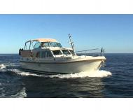 Motor boat Grand Sturdy 40.9 AC for hire in Kinrooi