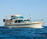 Yacht Grand Sturdy 40.9 AC for rent in Zehdenick