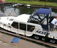 Motorboot Gruno 30 Classic chartern in Marina Bootscenter Keser