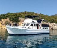 Motoryacht Hampton 42 Yachtcharter in Zadar