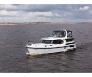 Motorboot Jetten 38 AC Yachtcharter in Landbouwhaven Marina