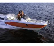 Motoryacht Key Largo 20 Yachtcharter in Trogir