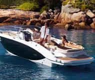 Motoryacht Key Largo 24 IB Yachtcharter in Biograd na Moru