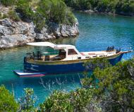 Motorboot Leut chartern in Split