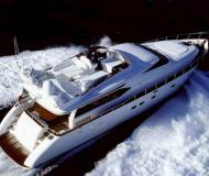 Motor yacht Maiora 20 available for charter in Alicante